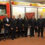 Feuerwehrhauptversammlung